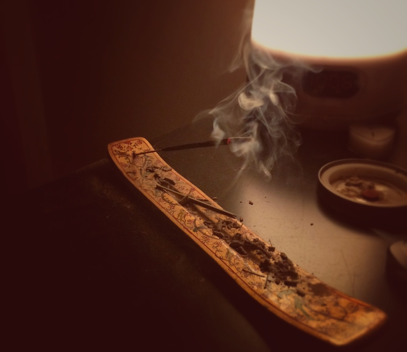 Life's simple pleasure: Vanilla Incense